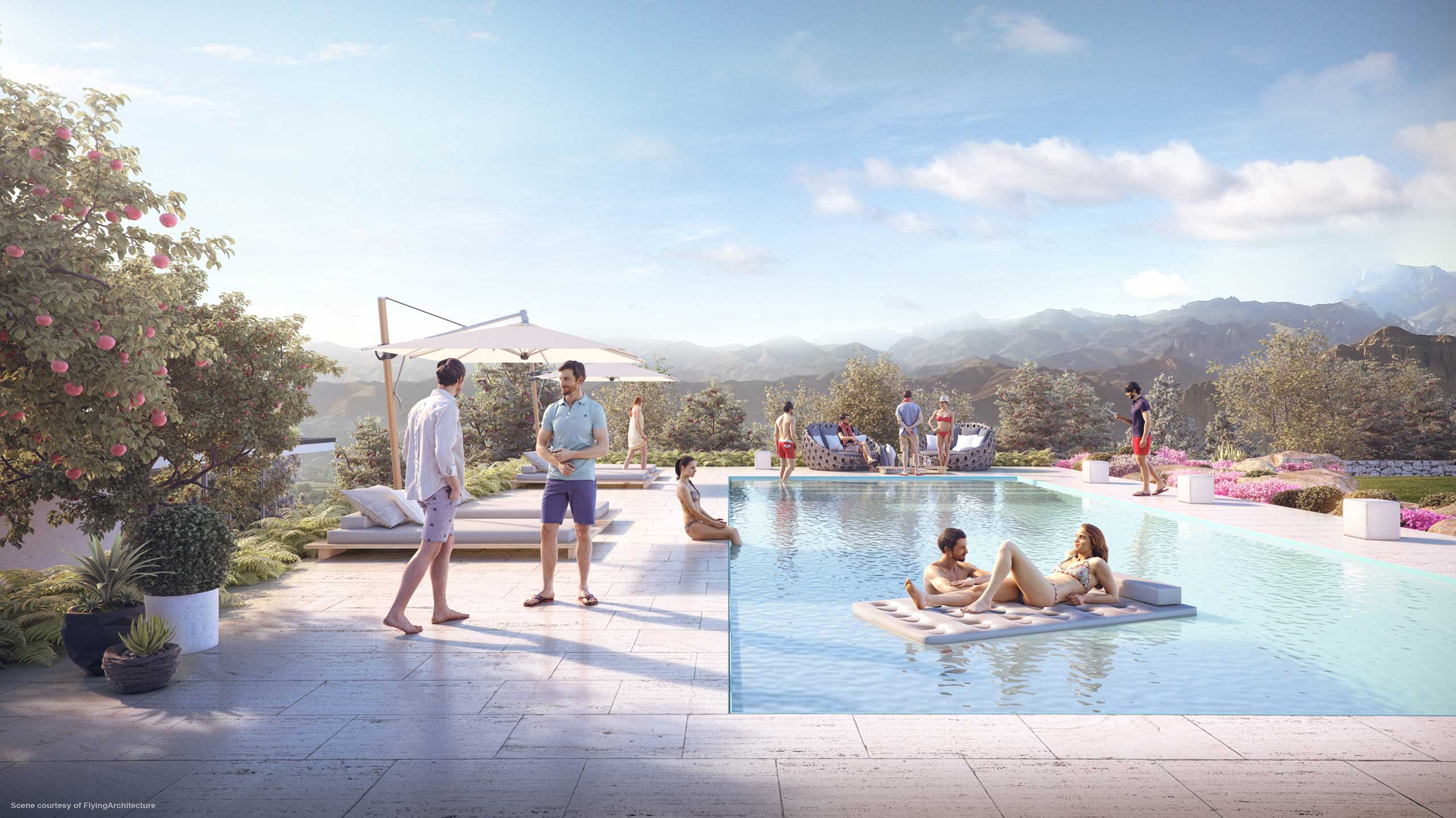 State of the art 3d people models animation software for for 3d pool design software free download